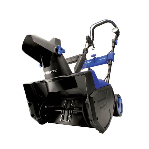 18 in. 14.5 Amp Electric Snow Blower with Light