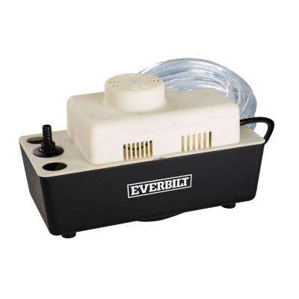 115-Volt Condensate Removal Pump