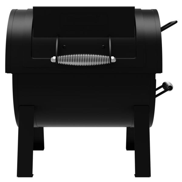 Signature Series Table Top Charcoal Grill/Side Firebox