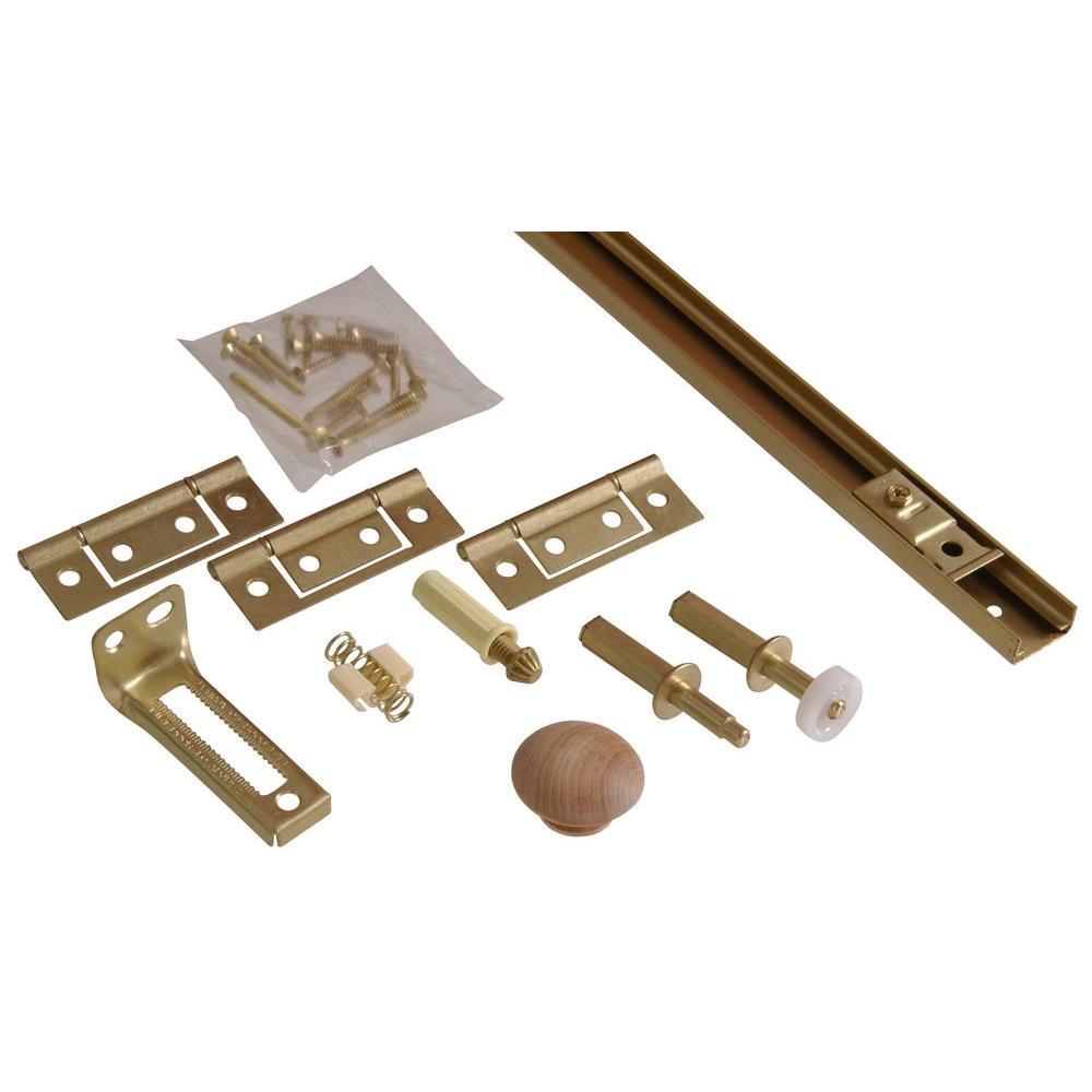 60 in. Bi-Fold Door Set (1-Pack)