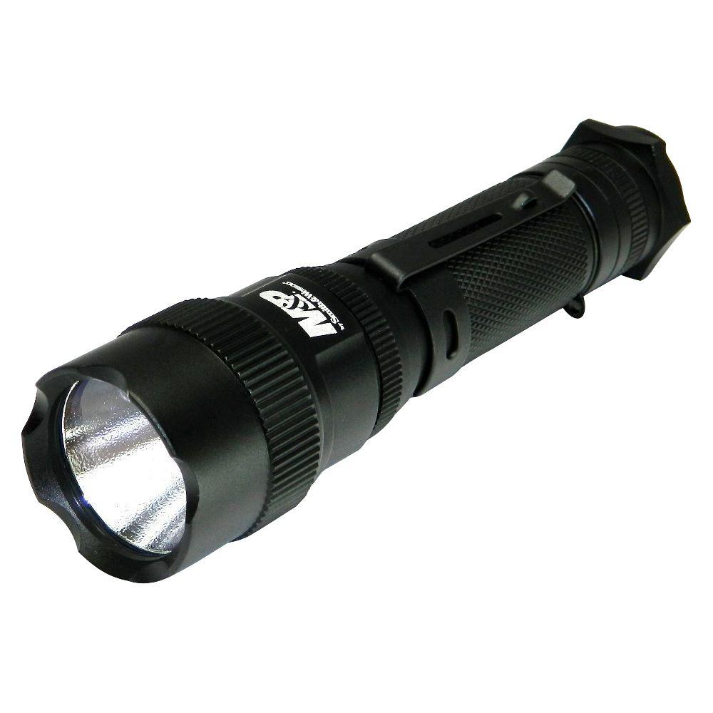 Smith & Wesson CR123 Lithium-ion Cree LED High Power Tactical Flashlight