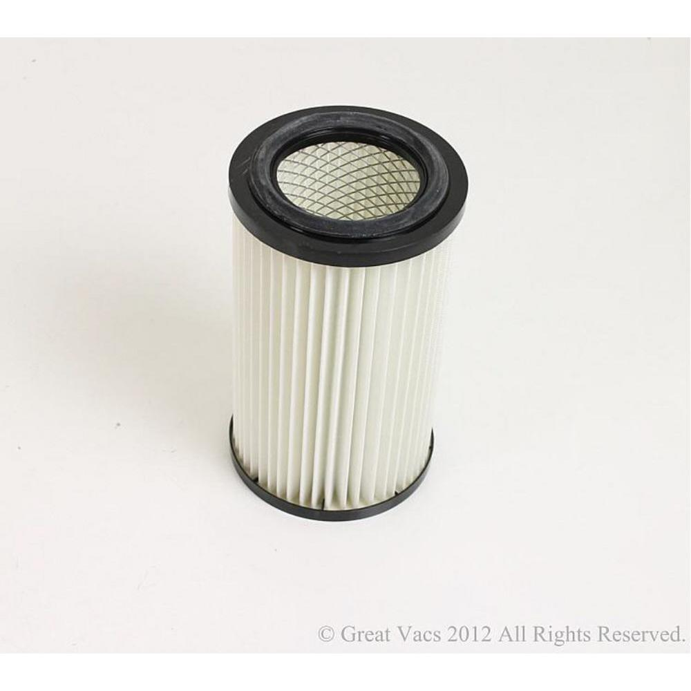 Hepa filter for the Prolux Garage Vacuum Cleaner, White Brand New Replacement HEPA Filter for the Prolux Garage Vacuum Cleaner units. Provides amazing filtration. Easy to replace. Color: White.