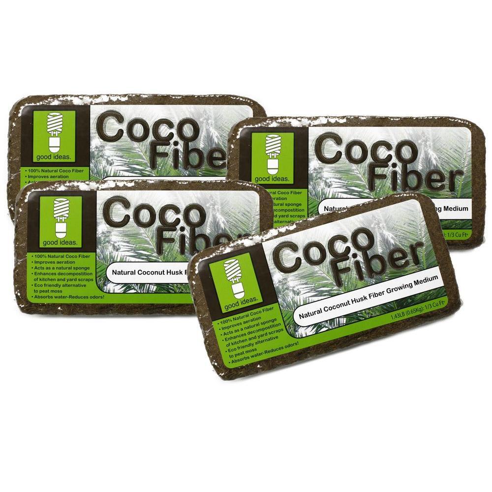 Compost Fiber 4- Pack