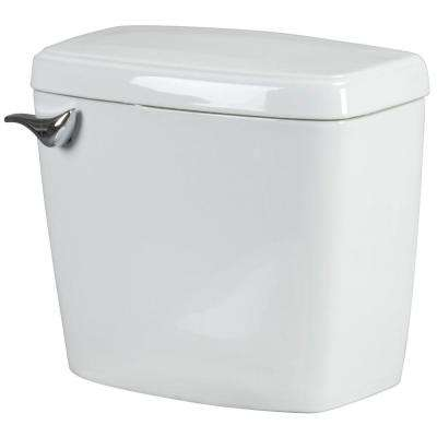 1.6 GPF Toilet Tank Only in White