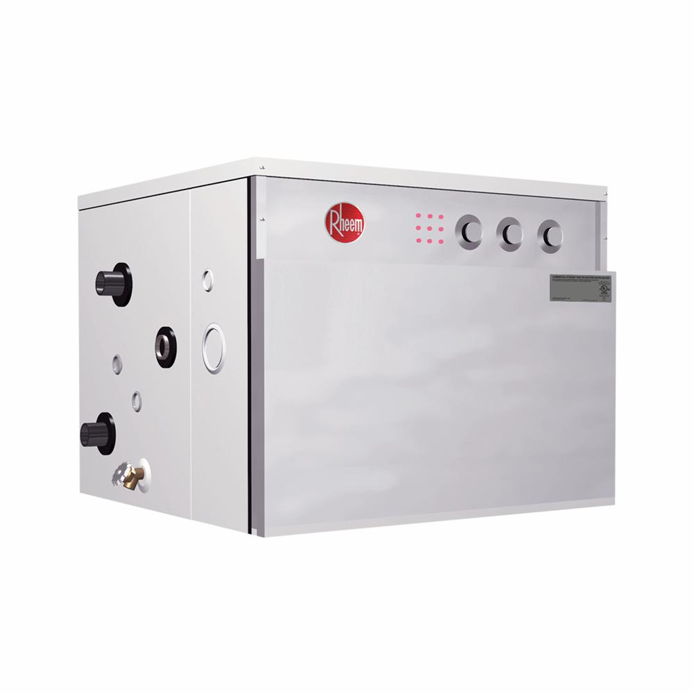 Rheem Commercial 10 Gal  480-Volt 12 kW 3 Phase Electric Booster Water  Heater