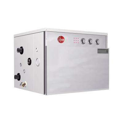 Commercial 10 Gal. 480-Volt 12 kW 3 Phase Electric Booster Water Heater
