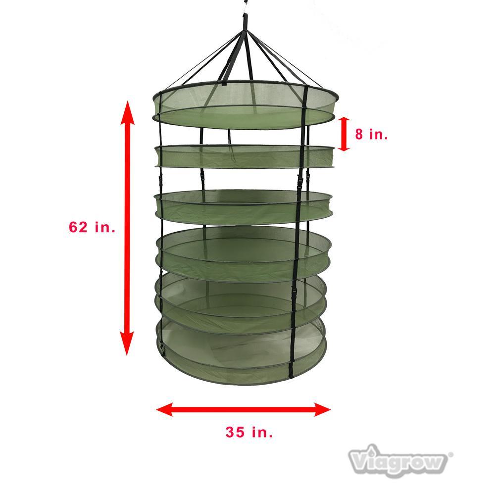 Dry Net Hanging Herb Drying Rack