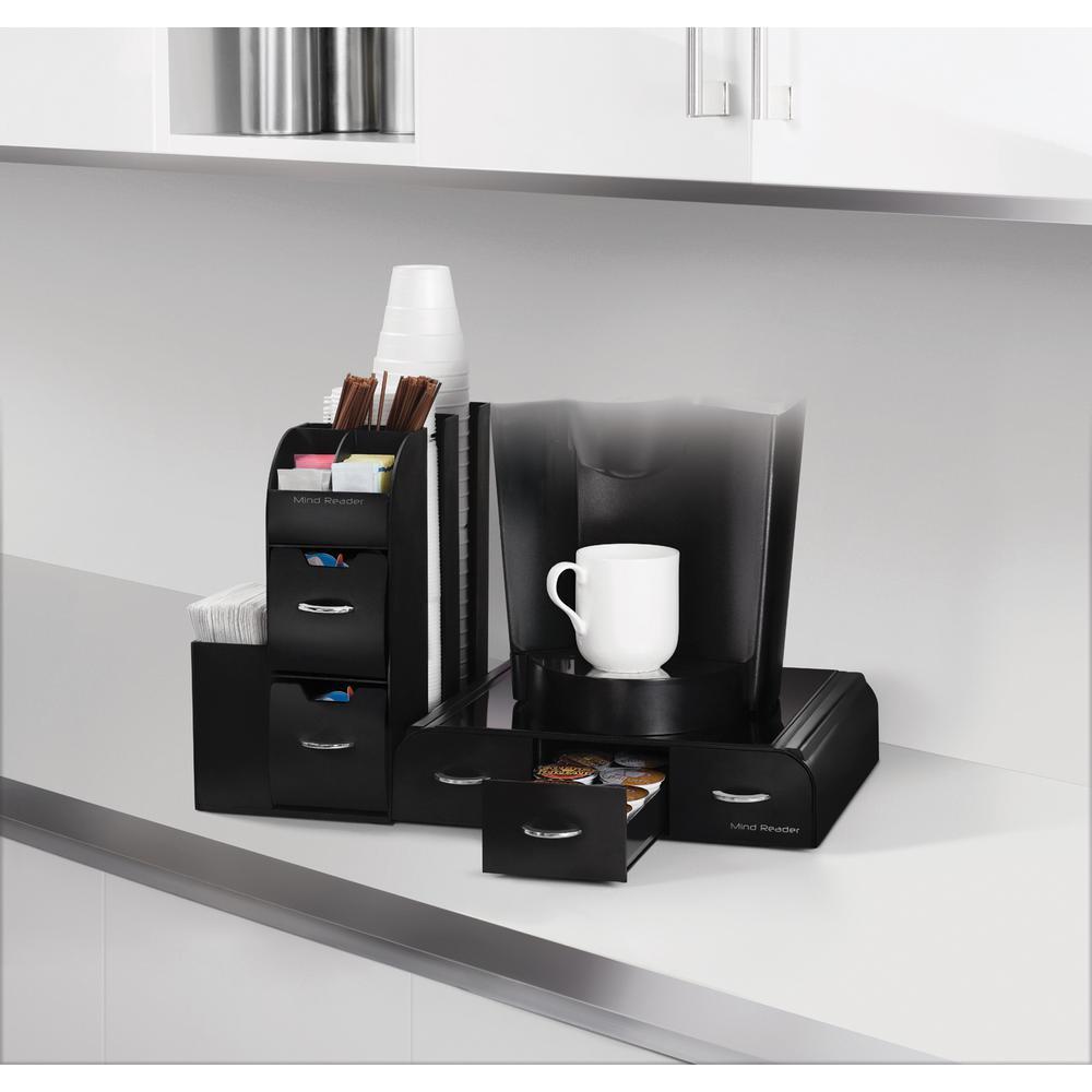Combine 52-Capactiy Black K-Cup Storage Organizer