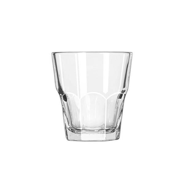 Libbey Craft Spirits 5.5 oz. Whiskey Flight Glass Set with Wood