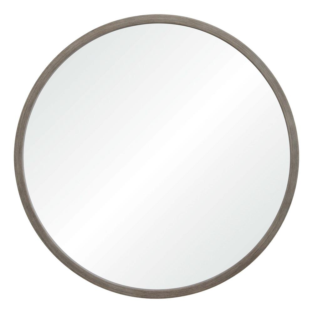 Birman 34 in. x 34 in. Framed Wall Mirror