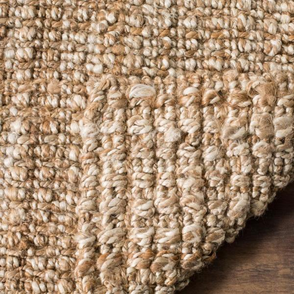 Safavieh - Natural Fiber Beige 2 ft. 6 in. x 14 ft. Indoor Runner Rug