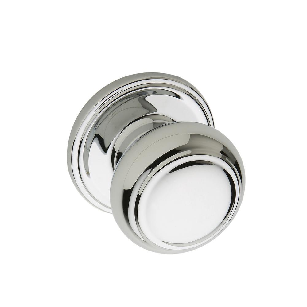 Colonial Polished Stainless Dummy Knob