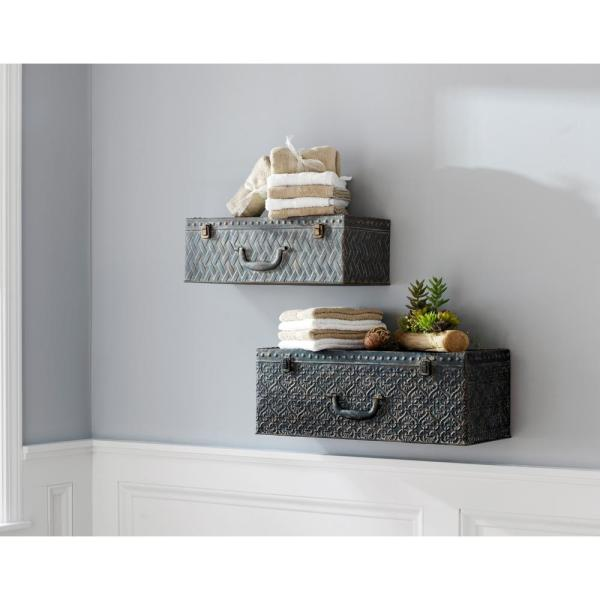 Suitcase Wall Shelves