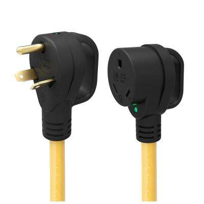 30 Amp Extension Cord with Handle and Indicator Light