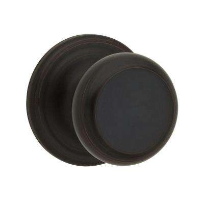 Juno Venetian Bronze Passage Hall/Closet Door Knob