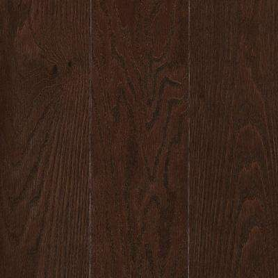 Raymore Oak Chocolate 3/4 in. Thick x 5 in. Wide x Random Length Solid Hardwood Flooring (19 sq. ft. / case)