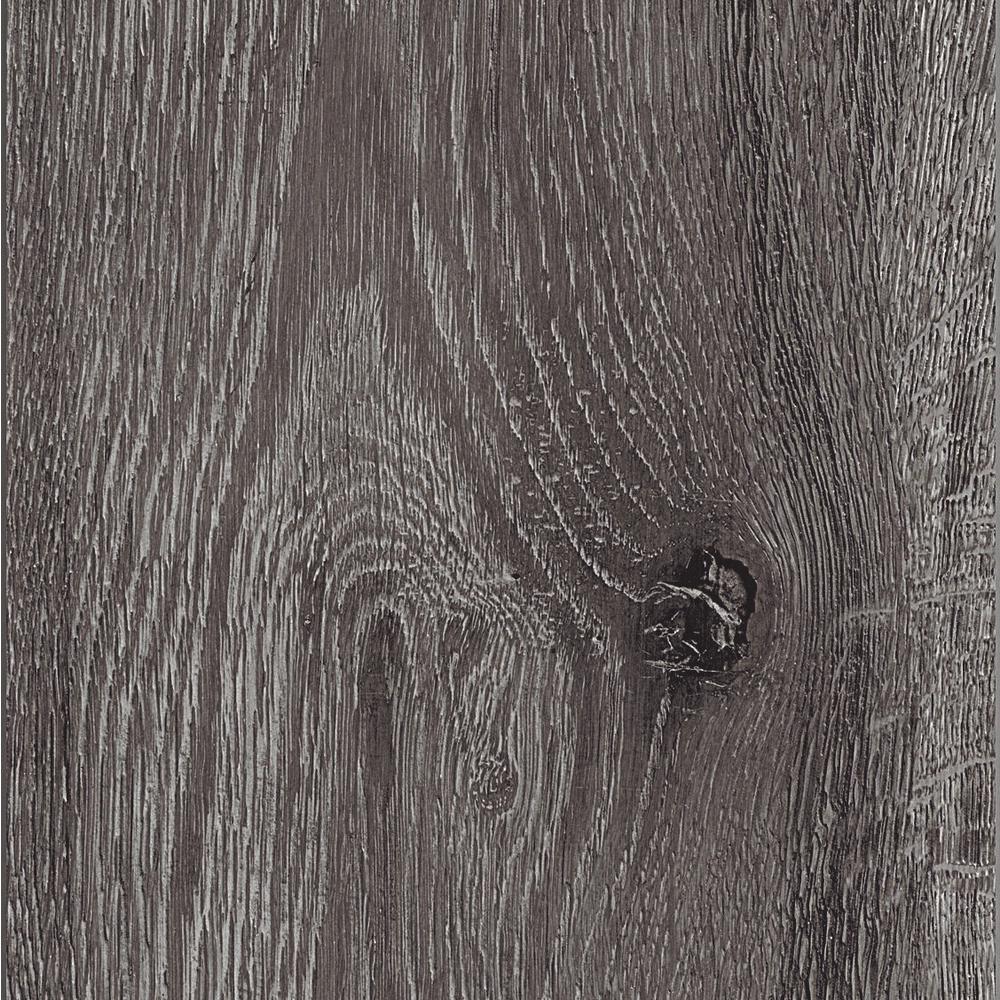Take Home Sample - Oak Stormy Laminate Flooring - 5 in. x 7 in.