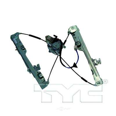 Front Left Power Window Motor and Regulator Assembly fits 2003-2007 Nissan Murano