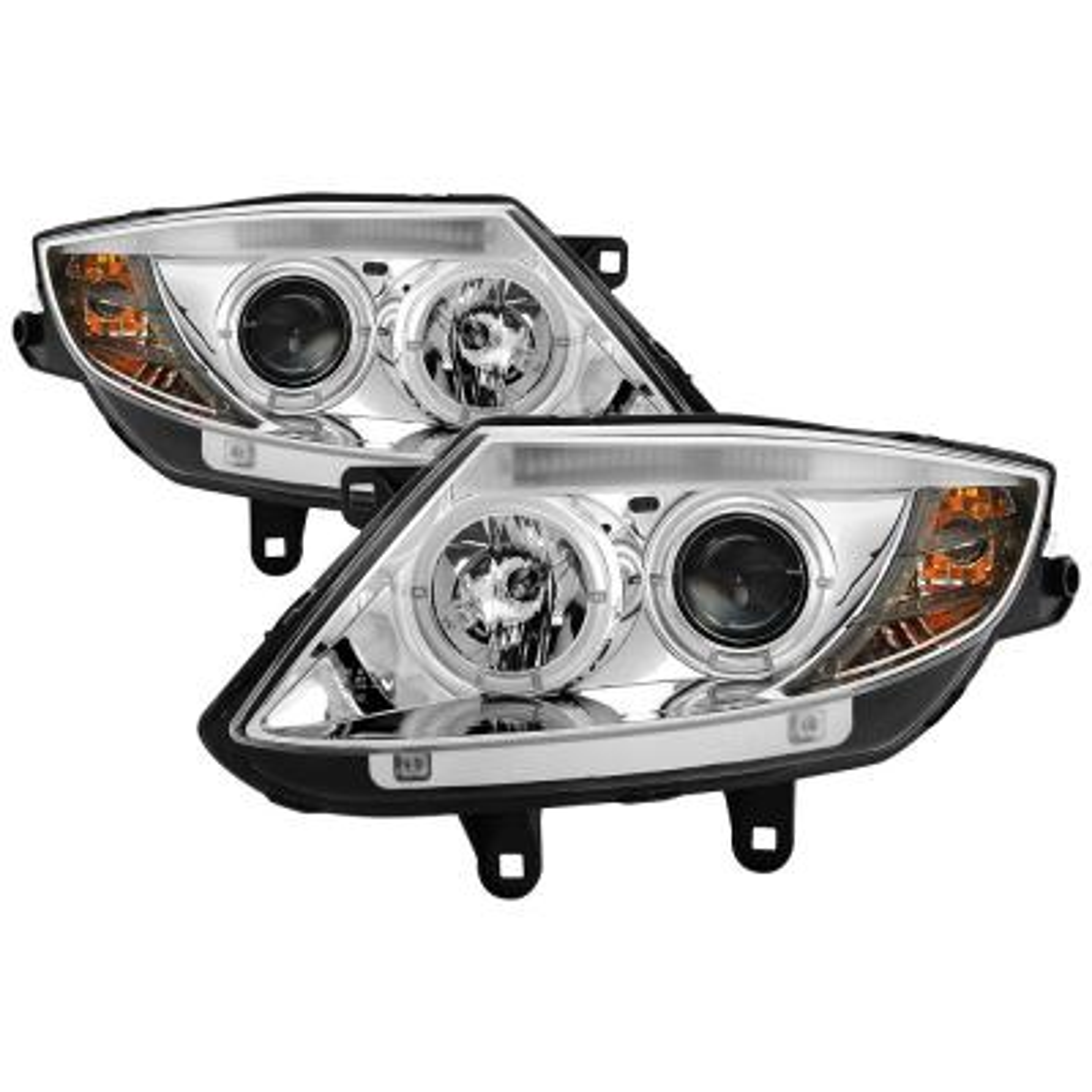 Spyder Auto Mercedes Benz CLK 03-09 Projector Headlights