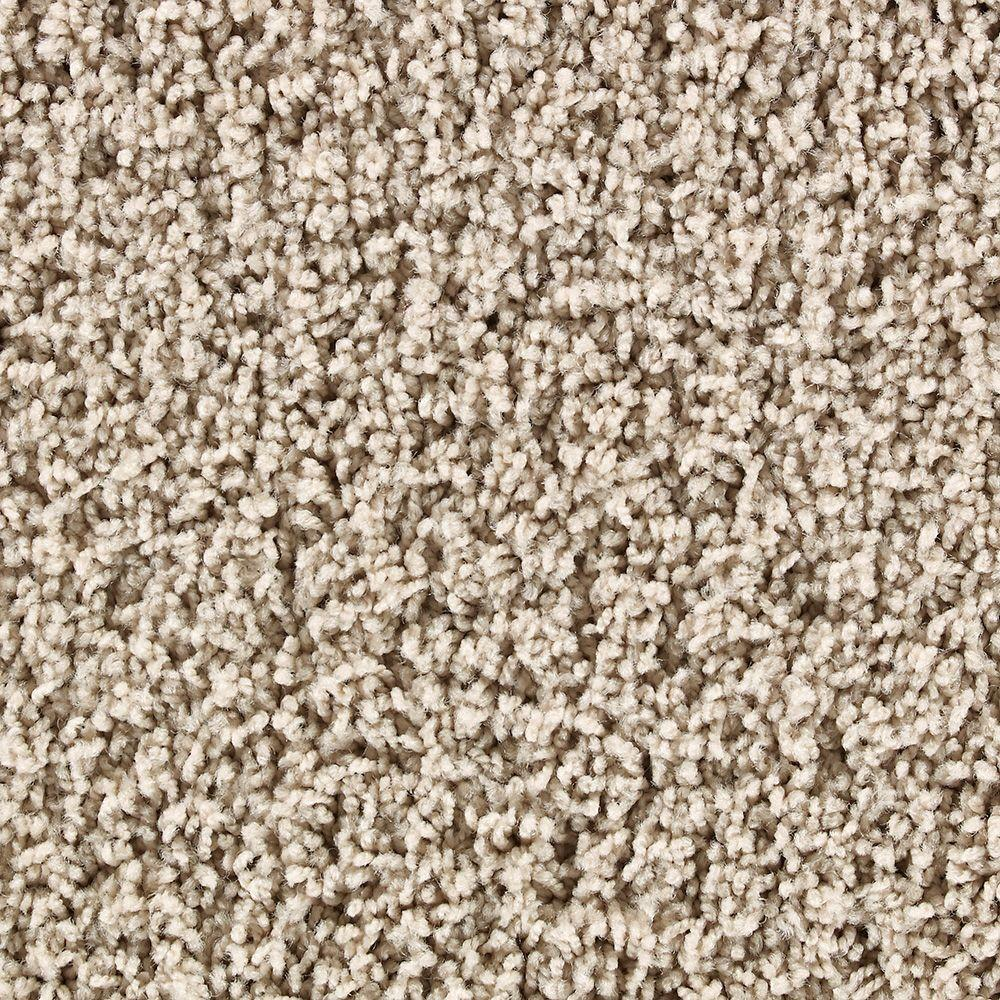 Martha Stewart Living Greystone Sharkey Gray - 6 in. x 9 in. Take Home Carpet Sample-DISCONTINUED