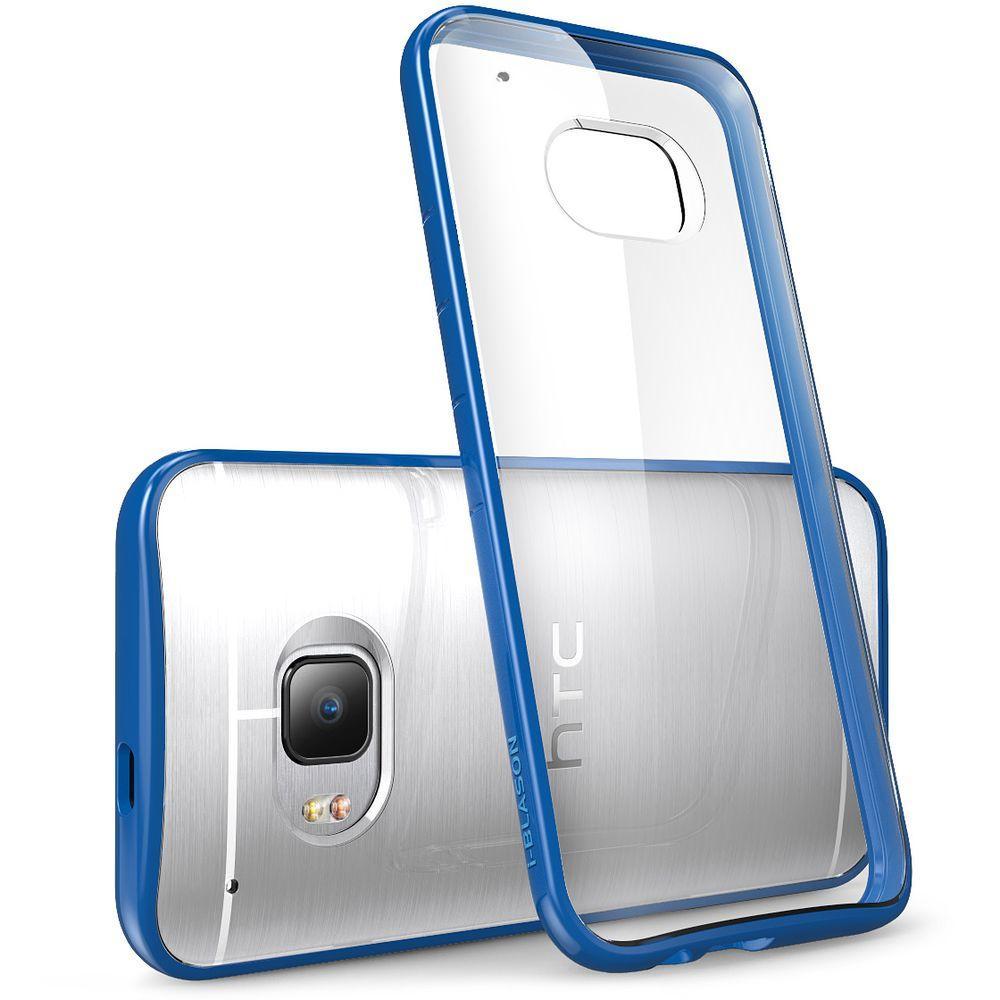 i-Blason Halo Scratch Resistant Case for HTC One M9, Navy by i-Blason
