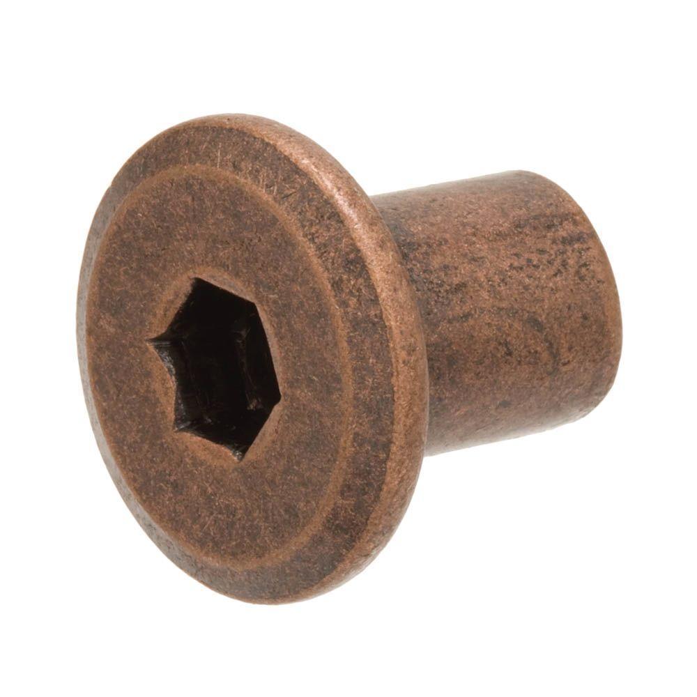 20 Tpi X 12 Mm Antique Brass Type G
