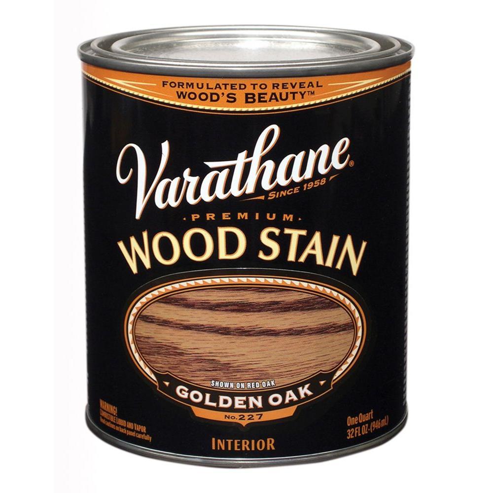 Varathane 1 Qt 3x Weathered Gray Premium Wood Stain