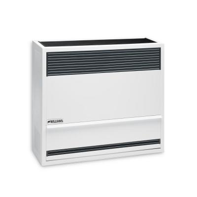Direct-Vent Gravity Wall Heater 30,000 BTUH, 66% AFUE, Natural Gas