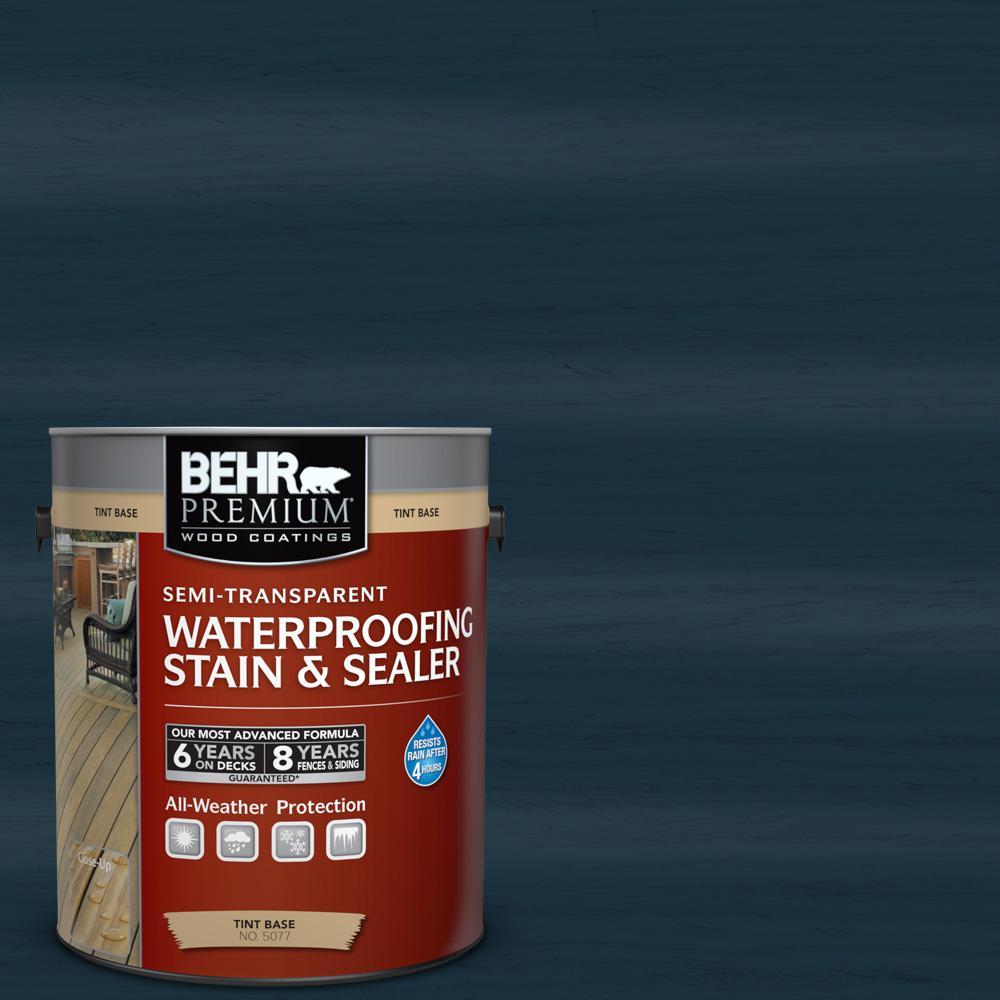 #ST-101 Atlantic Semi-Transparent Weatherproofing Wood Stain