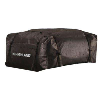 15 cu. ft. Rain Proof Rooftop Cargo Bag with Storage Sack