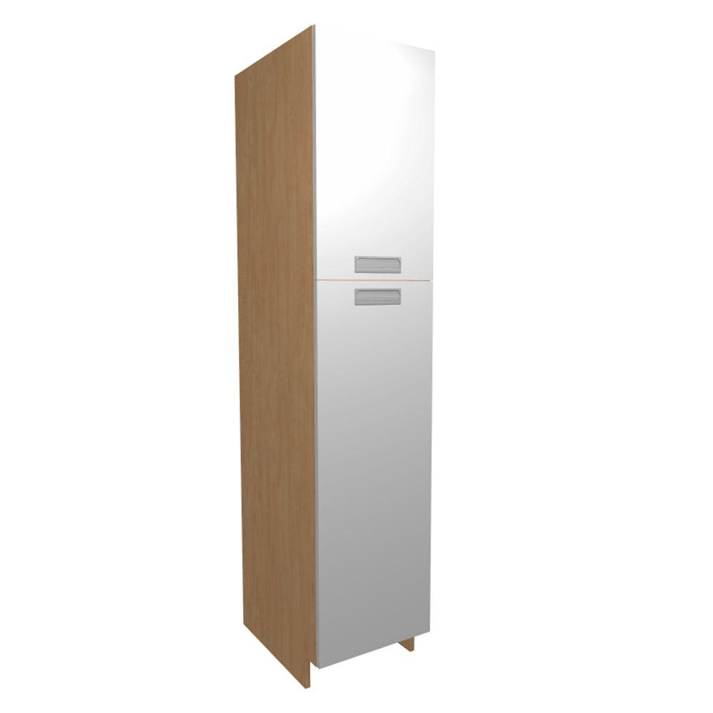 Genoa Ready to Assemble 18 x 84 x 24 in. Pantry/Utility