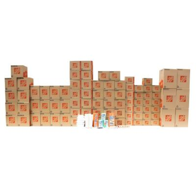 80-Box 3 Bedroom Moving Box Kit