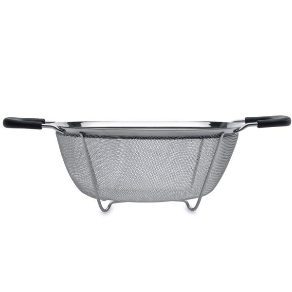 BergHOFF Essentials 7.68 in. Stainless Steel Round Mesh Colander 1100062