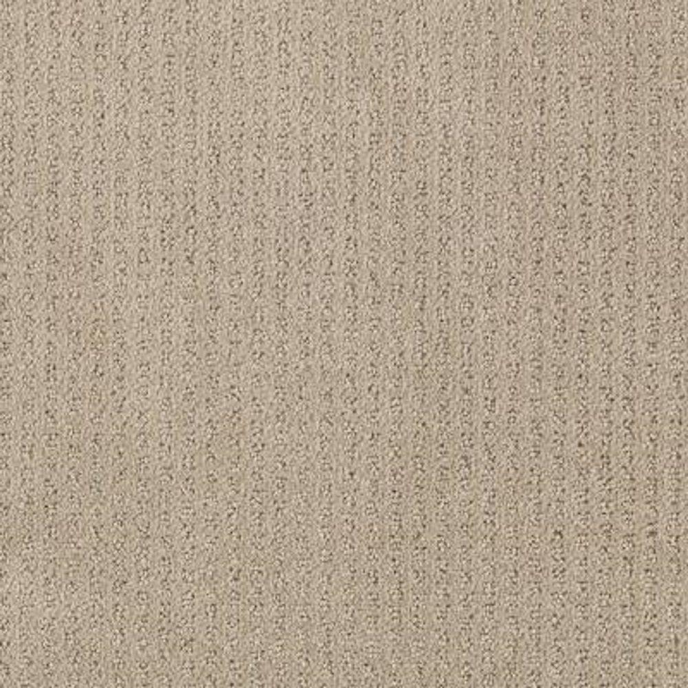 Carpet Sample - Sequin Sash - Color Thistle Pattern 8 in.