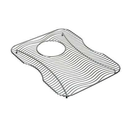 Lustertone Kitchen Sink Bottom Grid - Fits Bowl Size 14 in. x 18 in.