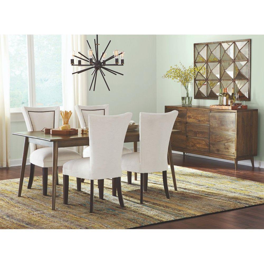 Conrad Antique Natural Dining Table