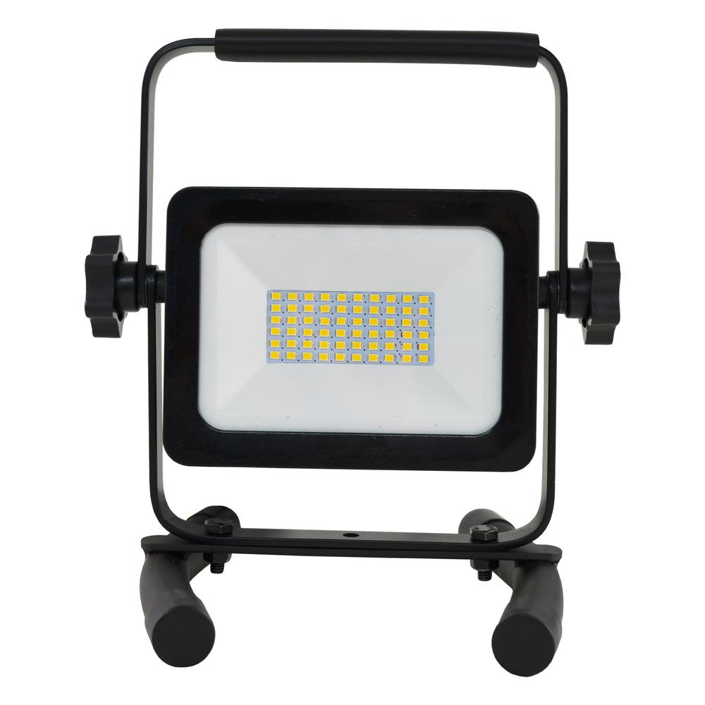Stonepoint LED Lighting 2,000 Lumens Rechargeable LED Work Light