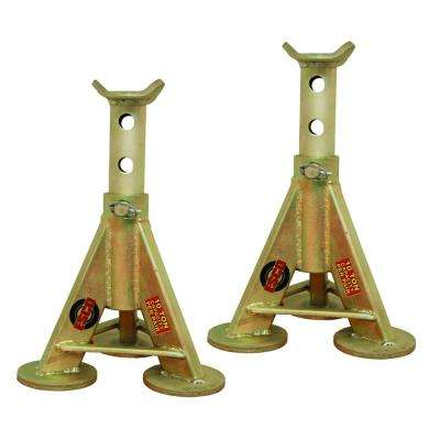 5-Ton Performance Axle Top Post Jack Stands (Pair)