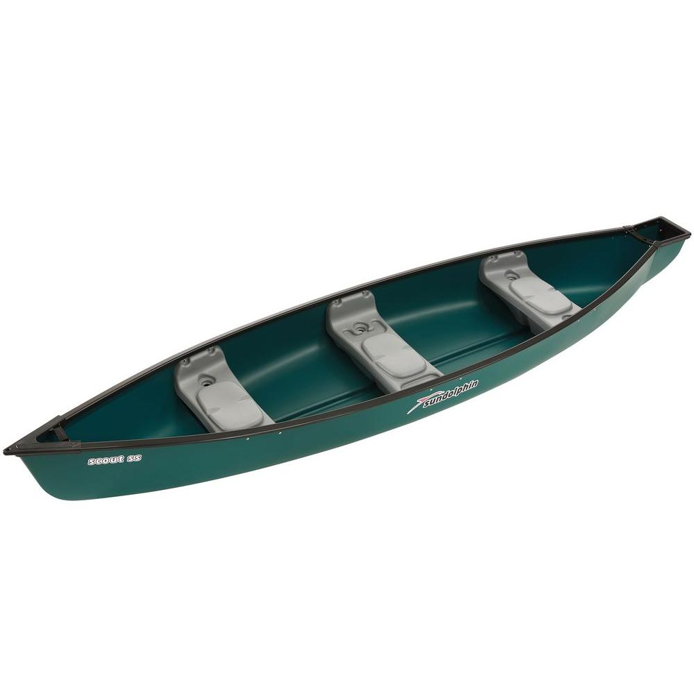 Sun Dolphin Scout Square Stern 14 ft. Canoe