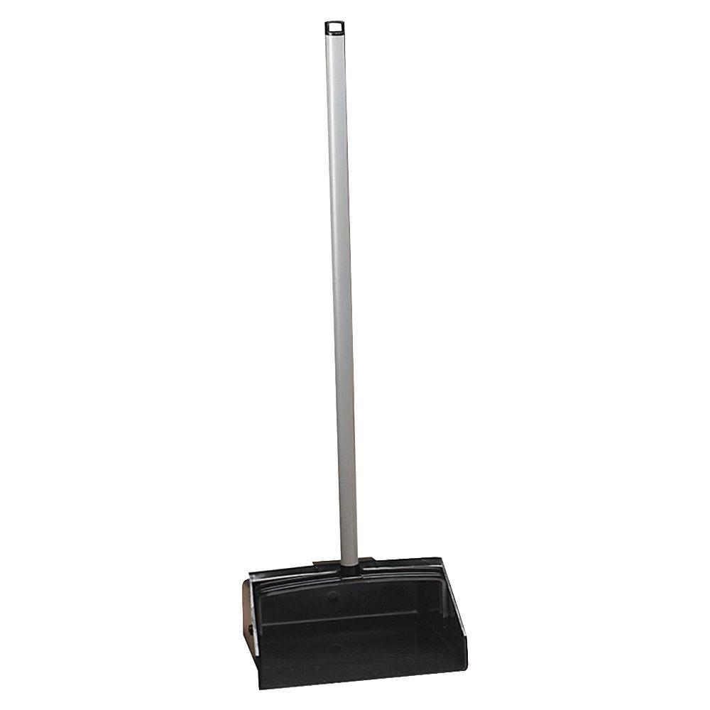 12 in. Plastic Lobby Dust Pan