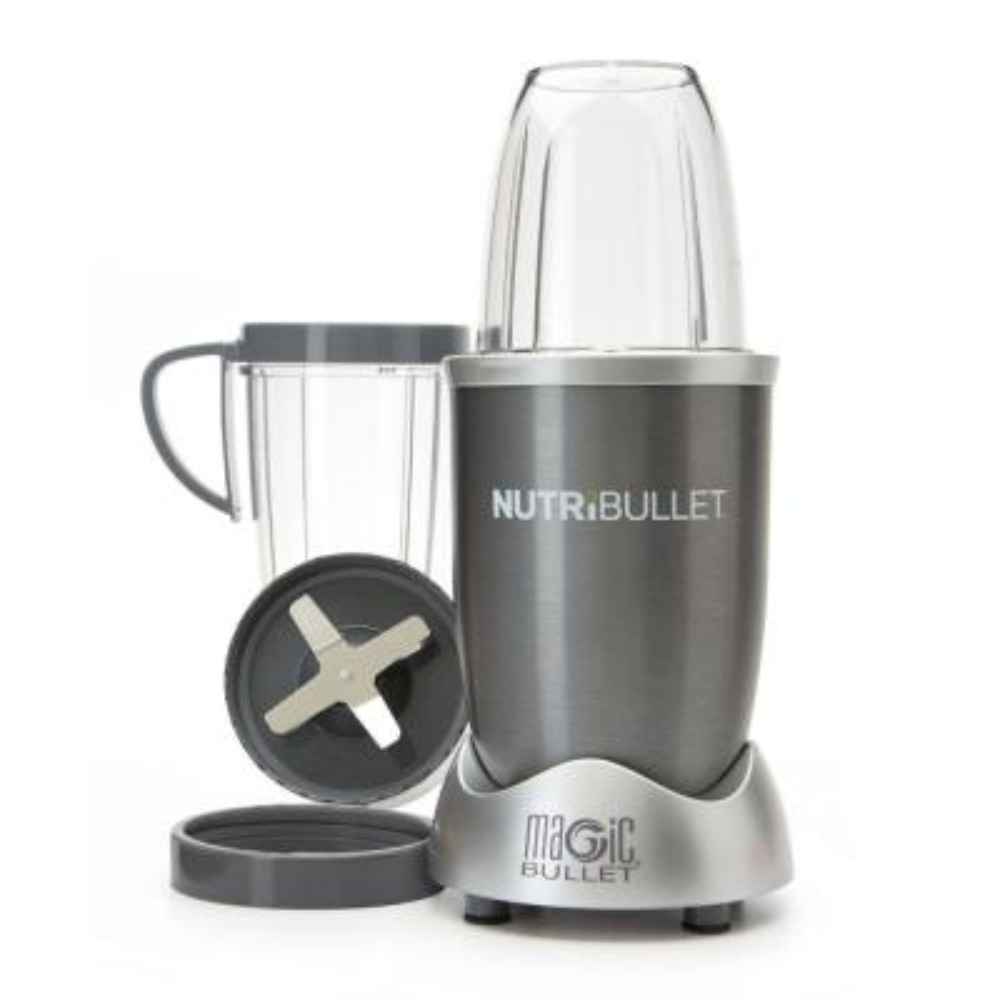 Original 24 oz. Single Speed Black Jar Blender