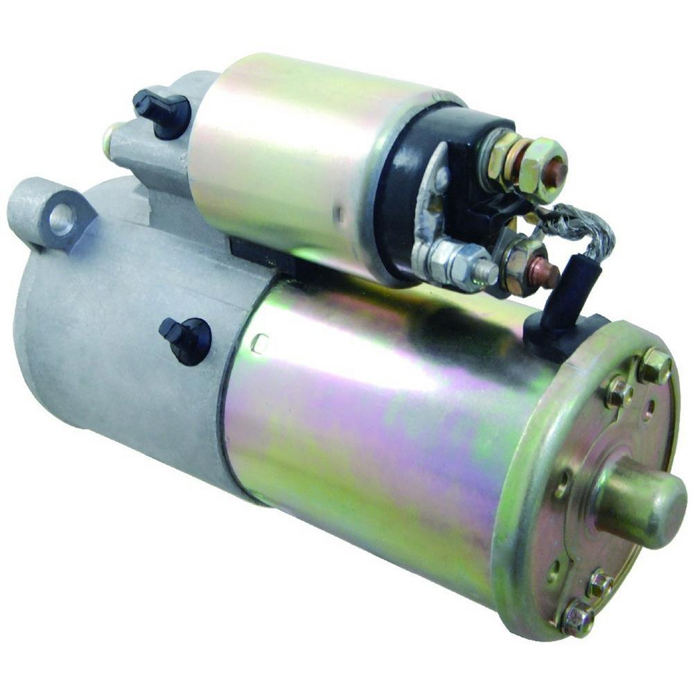 Wps World Power Systems Starter Motor 6646n The Home Depot