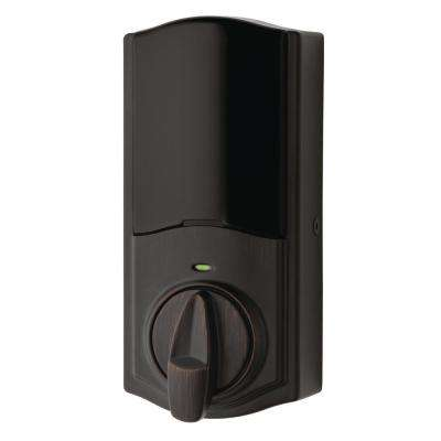 Kevo Convert Smart Lock Venetian Bronze Conversion Kit Featuring Bluetooth Technology