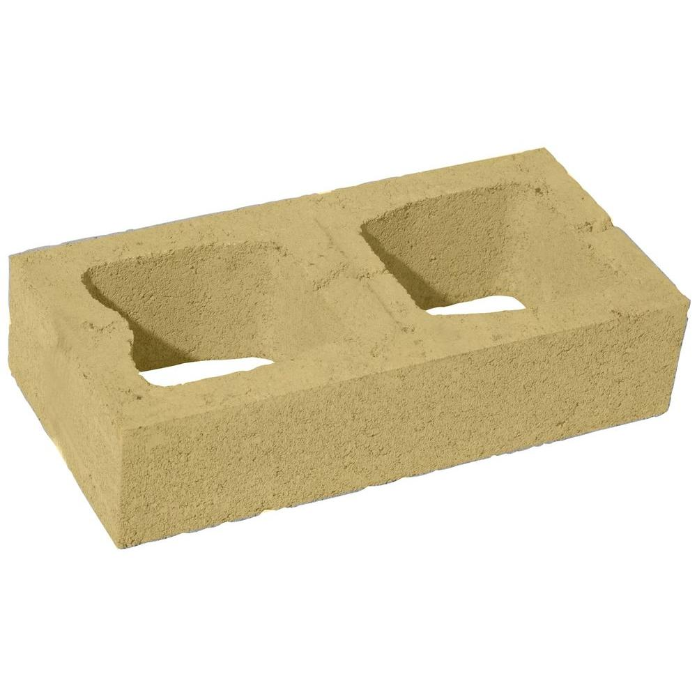 16 in. x 8 in. x 4 in. Concrete Block-30168621 - The Home Depot