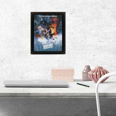 """Star Wars - Empire Strikes Back - One Sheet"" Wall Art"