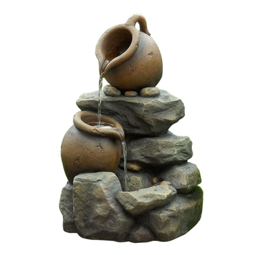 Fountain Cellar Small Pots Water Fountain-FCL040