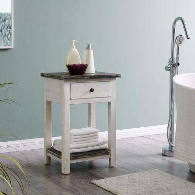 27.5 in. Brookhaven Drawer Table