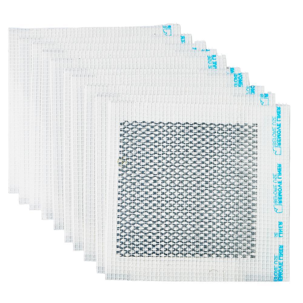 4 in. x 4 in. Drywall Repair Patch (10-Pack)