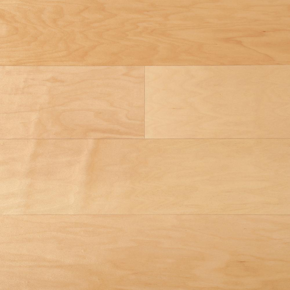 Bruce Proshield Natural Maple 3 8 In Thick X 5 Wide