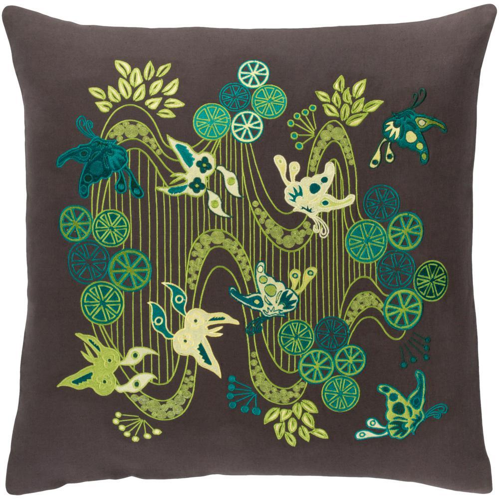 Tasker Poly Euro Pillow